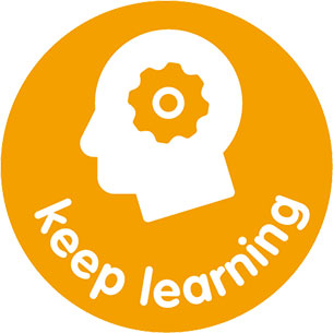 Keep Learning icon
