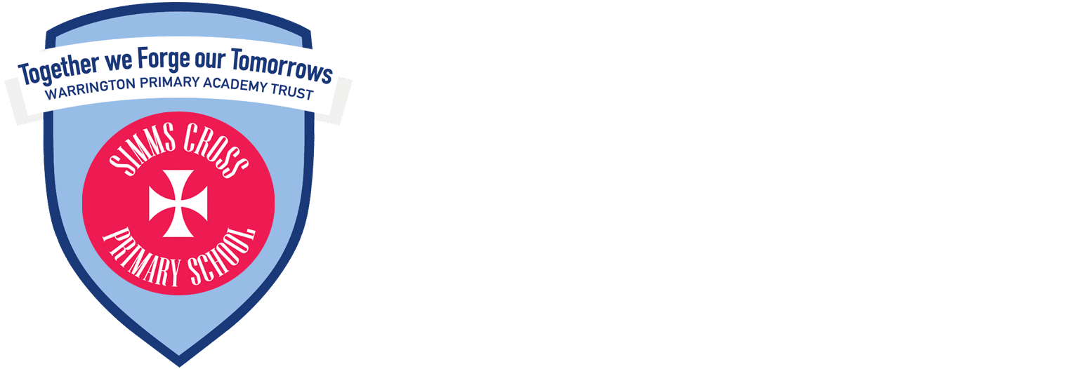 Simms Cross Primary School logo